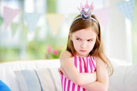 criança manipuladora